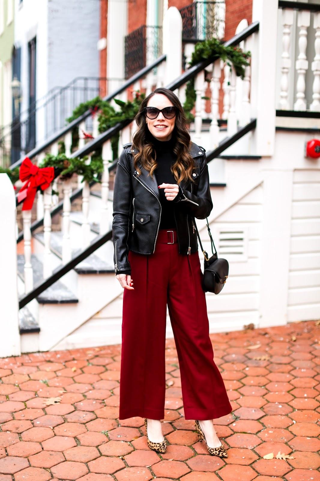 A Little Bit etc.: Tips For Wearing Wide Leg Pants + My ...
