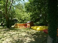 canoe kayak camping gorges du gardon