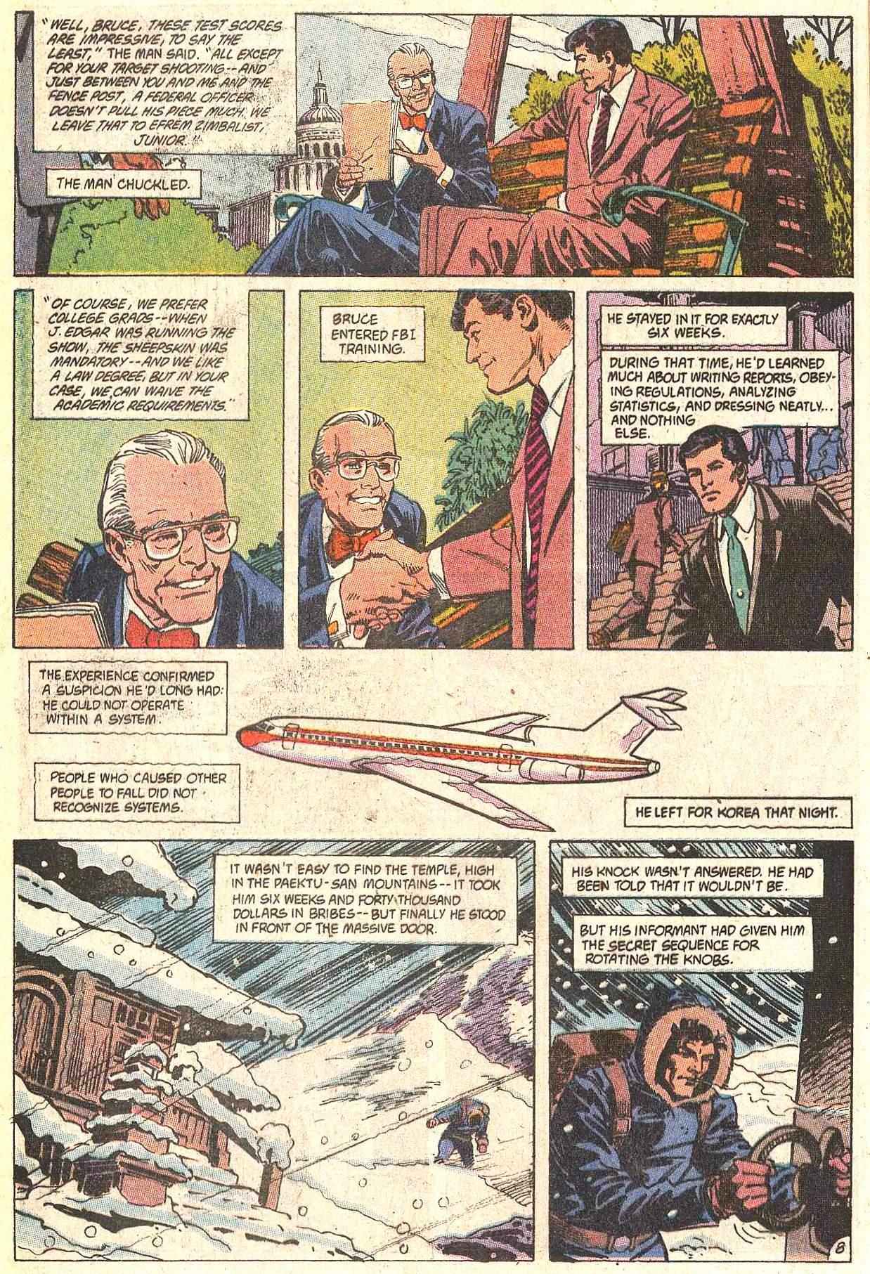 Psychology of Bruce Wayne RCO015