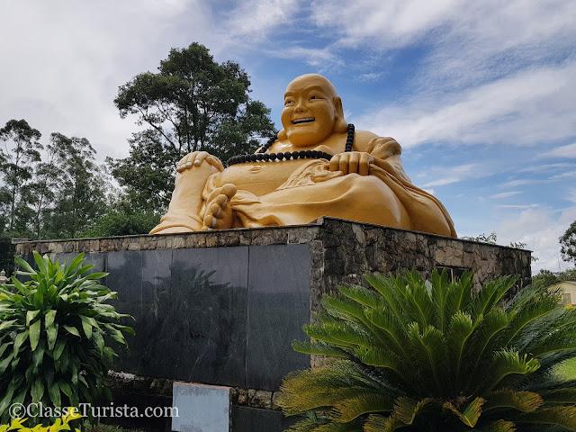 Buda Sorridente - Templo Budista - Foz do Iguaçu