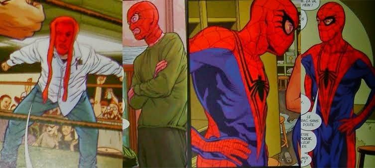 ... révéler très proche du costume classique si ce nu0027est quelques détails comme le contour des yeux lu0027araignée centrale ou encore lu0027absence de ceinture. & UMAC - Comics u0026 Pop Culture: Costumes de Spider-Man