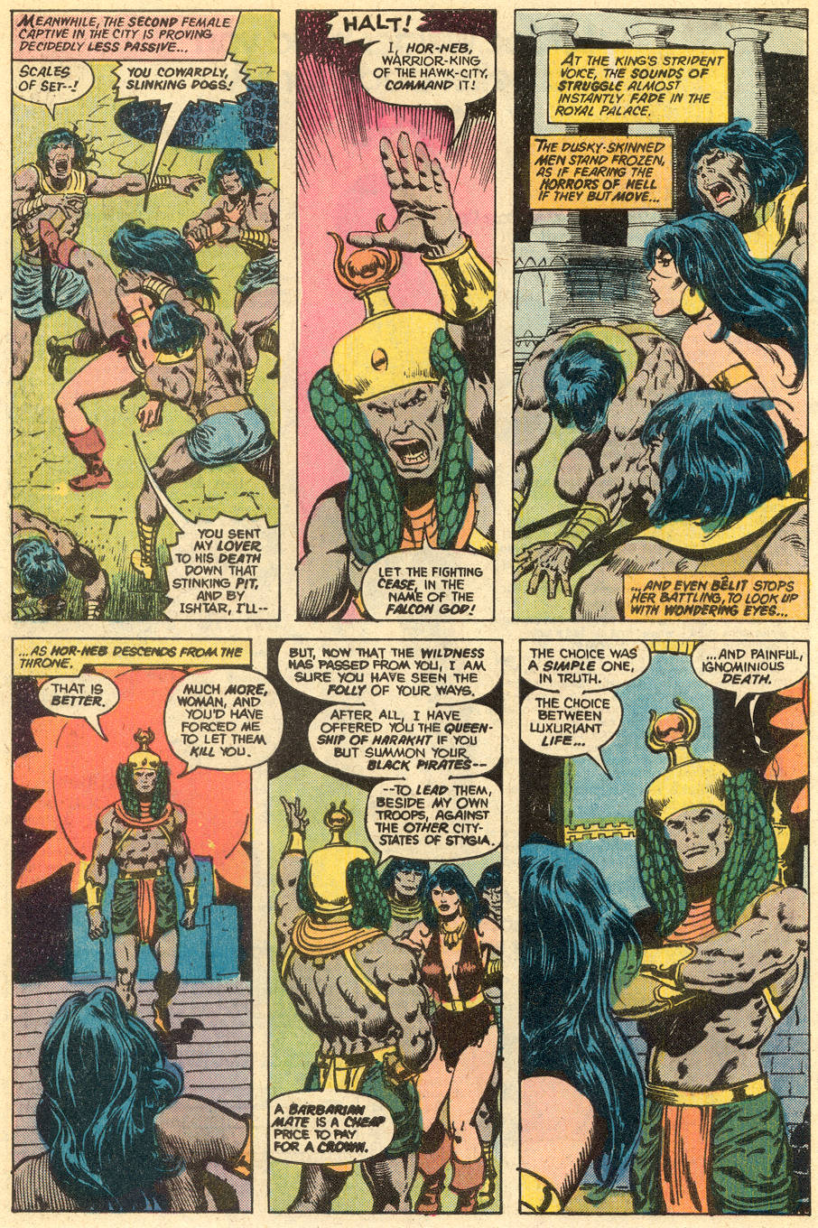 Conan the Barbarian (1970) Issue #77 #89 - English 5