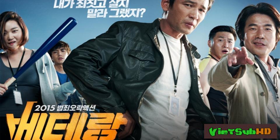 Phim Chạy Đâu Cho Thoát VietSub HD | Veteran 2015