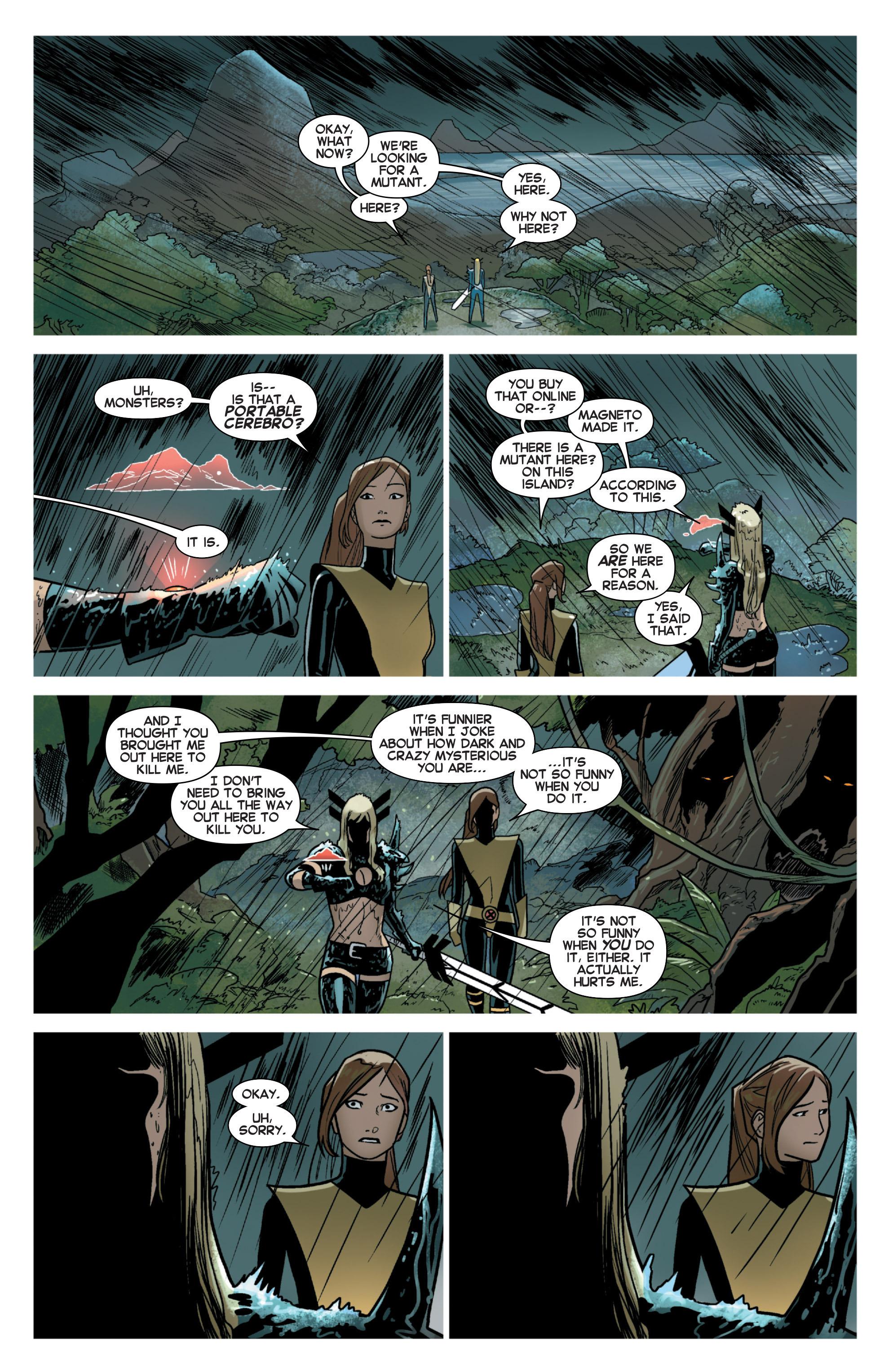 Read online Uncanny X-Men (2013) comic -  Issue #33 - 10