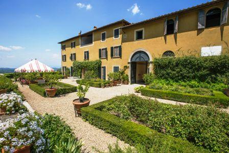 Reisen Und Urlaub Toskana Aussergewohnliche Ferienwohnungen