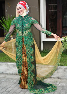 Contoh Baju Pengantin Wanita Gemuk