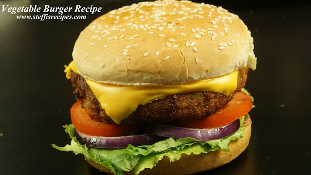 Vegetable-Burger-Recipe