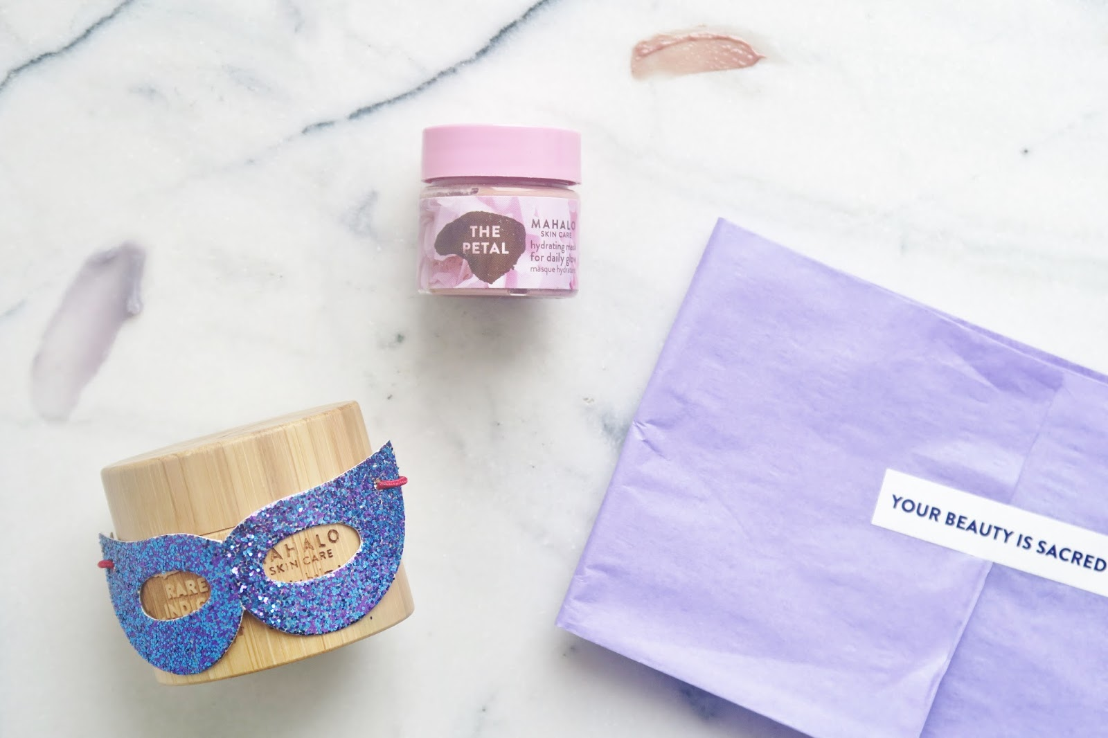 Beauty Heroes May Box Mahalo Skincare