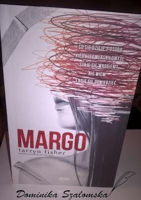 """#141 Recenzja książki """"Margo"""" Tarryn Fisher"""