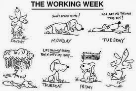 Snoopy Work Week Cartoon Related Keywords Suggestions Snoopy