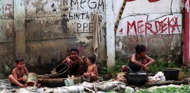 Makan 2 Kali Sehari Jadi Ukuran, Program Pengentasan Kemiskinan Jokowi Gagal!