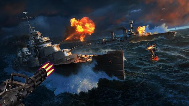 تحميل لعبة عالم السفن الحربية World of Warships