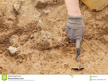 Το δακρυσμένο χώμα