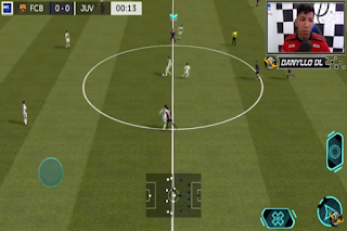 Download FTS Mod FIFA 19 HD Graphics by DL Gameplays Apk Data Obb