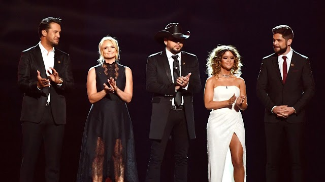 #Country#Music : Miranda Lambert, Chris Stapleton, Jason Aldean win big at the ACM Awards,