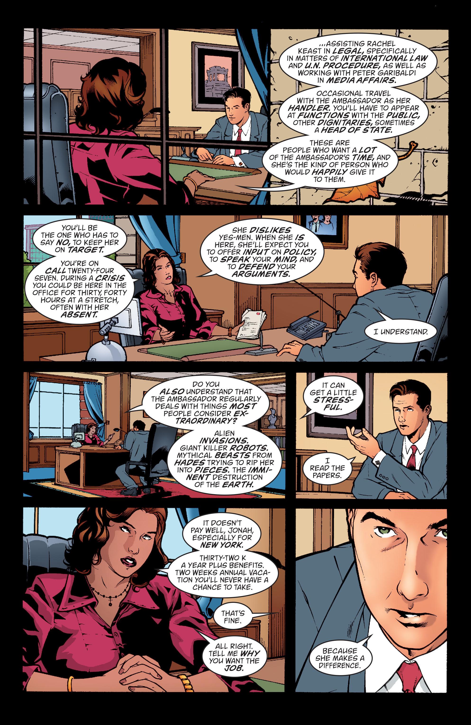 Read online Wonder Woman (1987) comic -  Issue #195 - 4