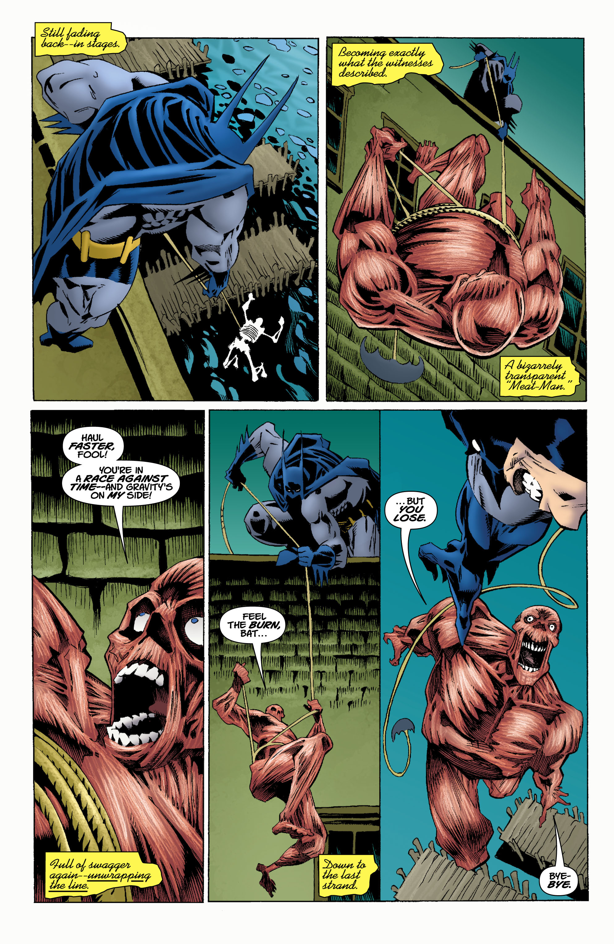 Read online Batman: Unseen comic -  Issue #4 - 22