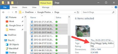 Cara memberi tag pada file di windows dari details pane-gambar 2
