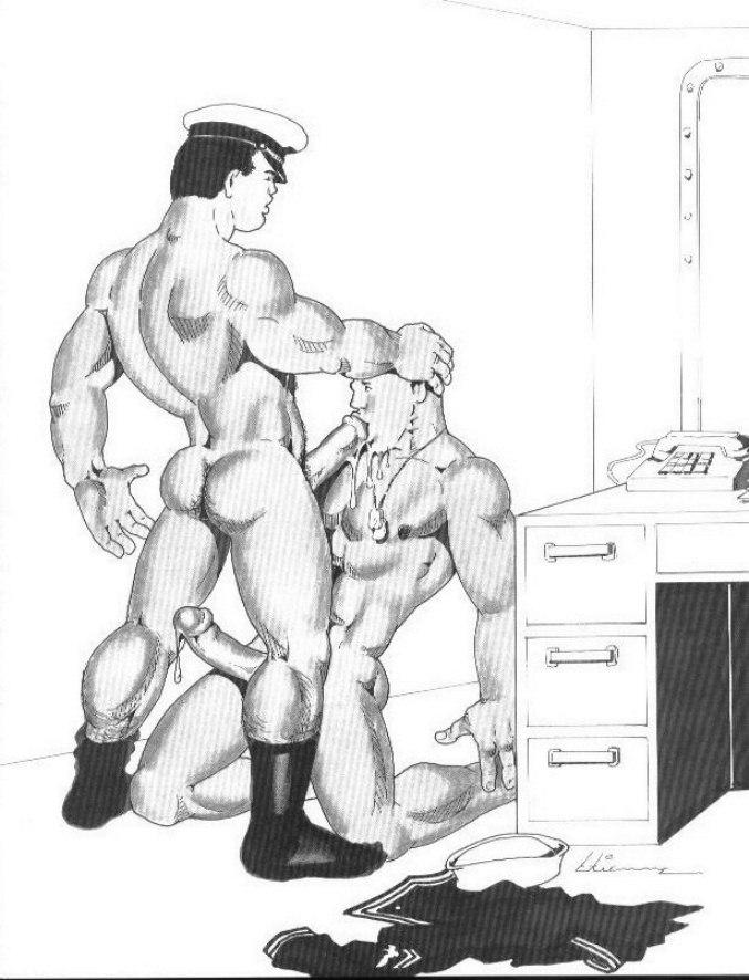 Free gay gaping asses