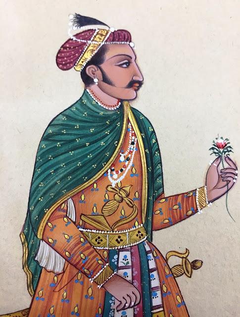 Nasir-ud-din Khusru Khan, Sultan of Delhi