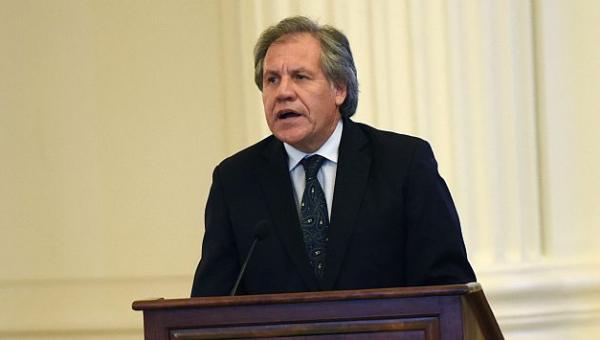 Luis Almagro aplaudió llamado de la Fiscal General venezolana este lunes