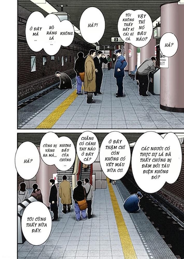 Gantz Chap 01: Tai nạn trang 40