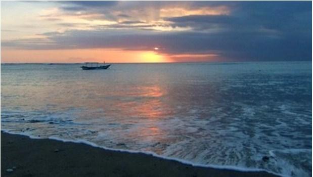 Pantai Segara dan Solaris Hotel Kuta yang Penuh Pesona