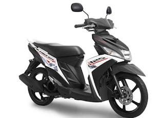 Harga Motor Yamaha Mio M3 125 CW di Solo