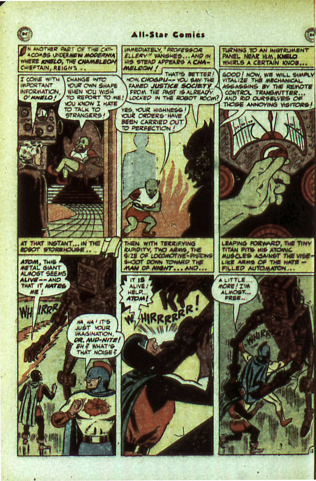 Read online All-Star Comics comic -  Issue #56 - 16