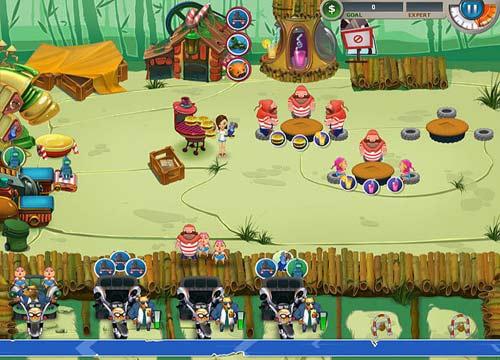 لعبة الاطفال الخفيفة مصنع اللعب Toy Factory مجانا للكمبيوتر والاب توب