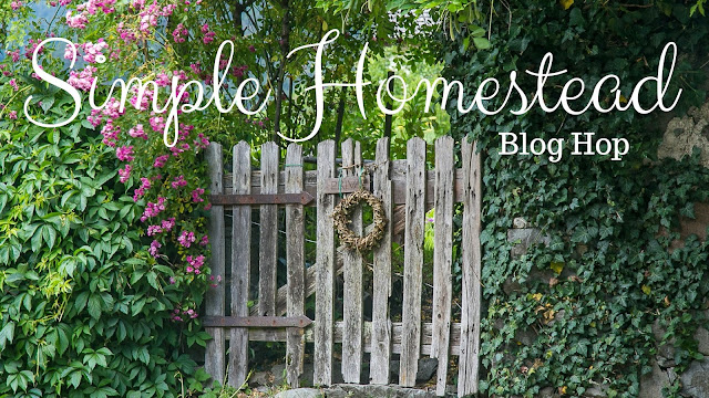 Simple Homestead blog hop