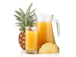 فوائد عصير الاناناس للجسم