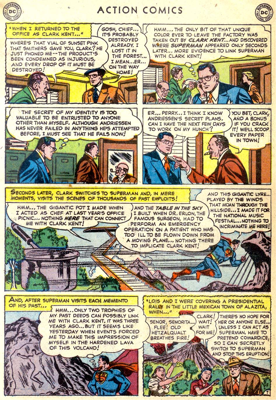 Read online Action Comics (1938) comic -  Issue #164 - 9