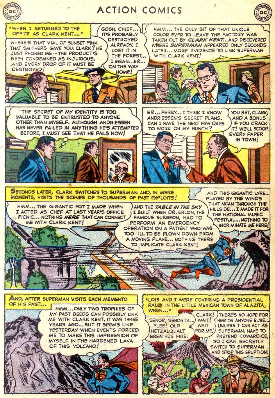 Action Comics (1938) 164 Page 8