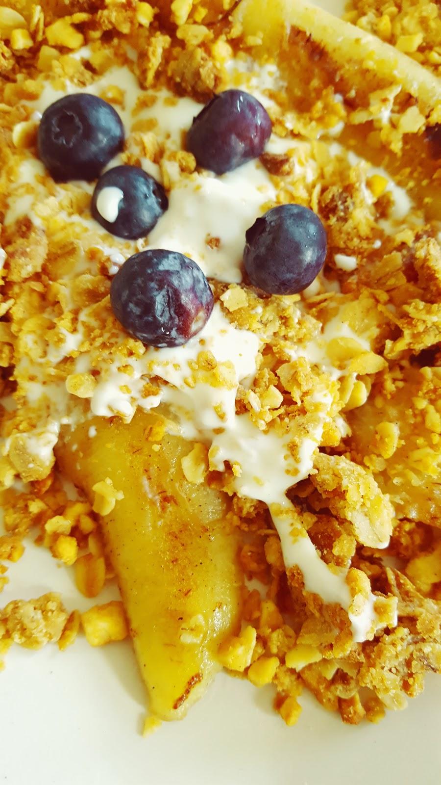 Cherry and Nut Granola Treat: #SwearbyIt Challenge