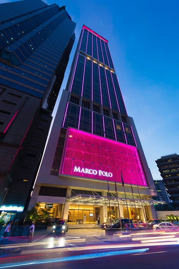 Marco Polo Ortigas Manila Named 5-Star by Forbes Travel Guide 2018