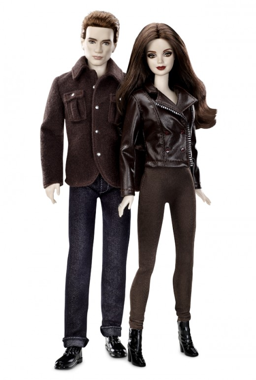 Edward Cullen & Bella Swan - The Twilight Saga Doll Gift Set