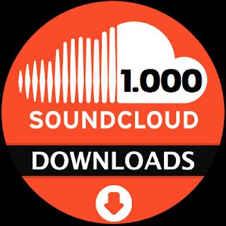Buy 1000 SoundCloud Downloads