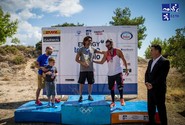 Με μαζική συμμετοχή και πολλά χαμόγελα πραγματοποιήθηκε το Energy Triathlon Tolo