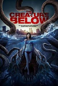 The Creature Below Poster