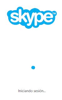 Iniciar sesion Skype en Correo Outlook