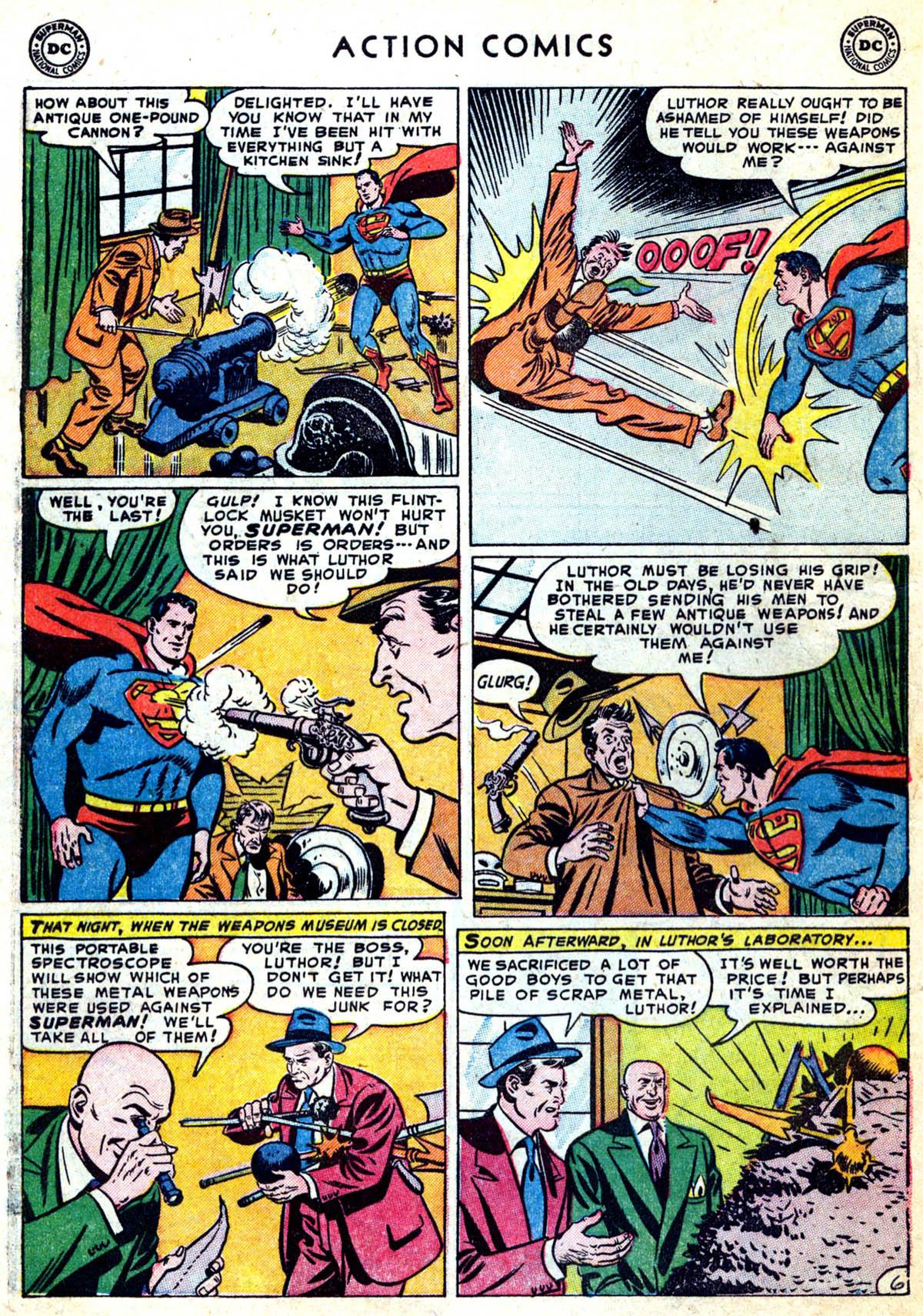 Action Comics (1938) 183 Page 7