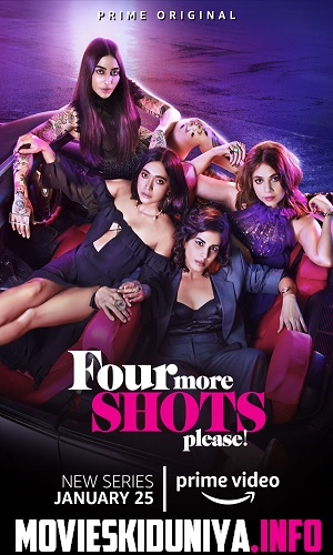 Four More Shots Please (S01) Season 1 Full Hindi Download 480p 720p All Episodes