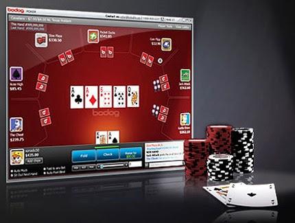 Internet poker advice