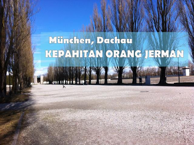 München, Dachau: Kepahitan orang Jerman