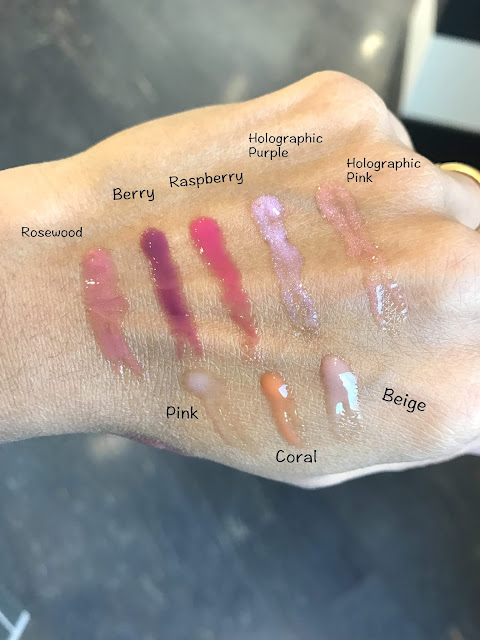 Dior Addict Lip Maximizer | New Shades, Quick Swatches
