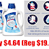 2 Bottles of 90oz Lysol Laundry Sanitizer Additive Only $4.64 (Reg $19.99) + Free Pickup at Walmart or Free Shipping With $35 Order