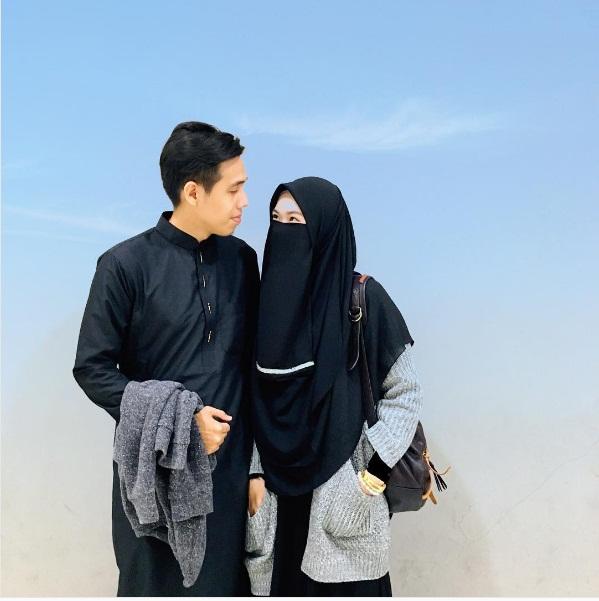 Farah Fakhira & EffI Aizat