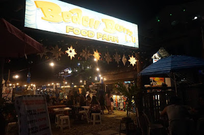 Beach Bum Food Park, La Union Trip Itinerary