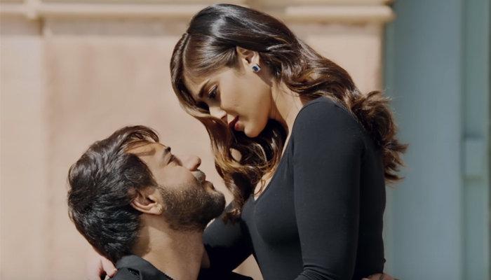 Ajay Devgn and Ileana D'Cruz